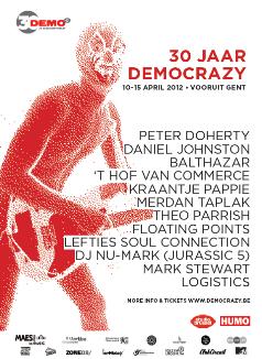 30 jaar democrazy