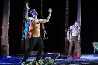 Carmen. Copyright Vlaamse Opera
