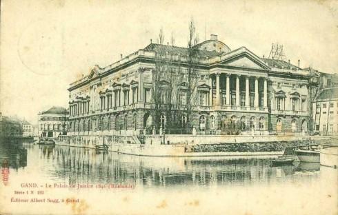 Serie 1 nr. 193 Het Gerechtshof 1846 (Roelandt)