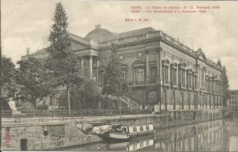 285 Le Palais de Justice-II-(L.Roelandt 1846)