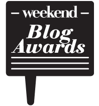 Weekend Blog Awards